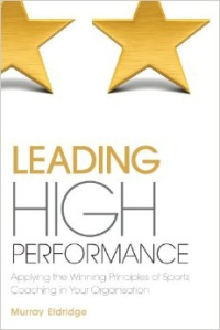 "book cover ""leading high performance"""