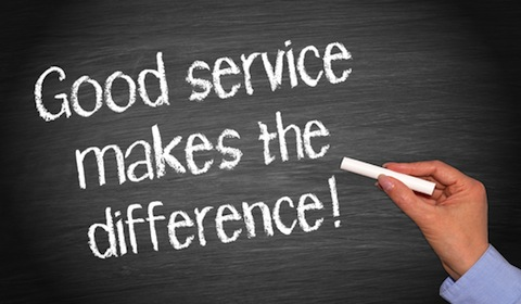 good-service-makes-the-difference